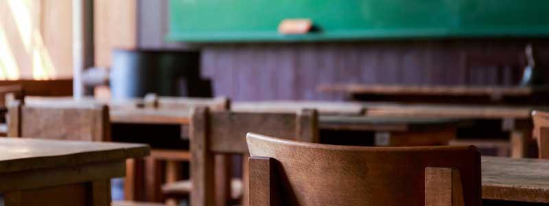 教室の風景
